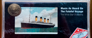 MUSIC AS HEARD ON THE FATEFUL VOYAGE.