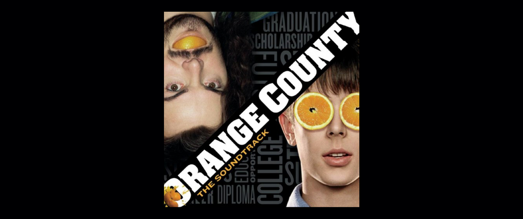 Soundtrack ORANGE COUNTY.