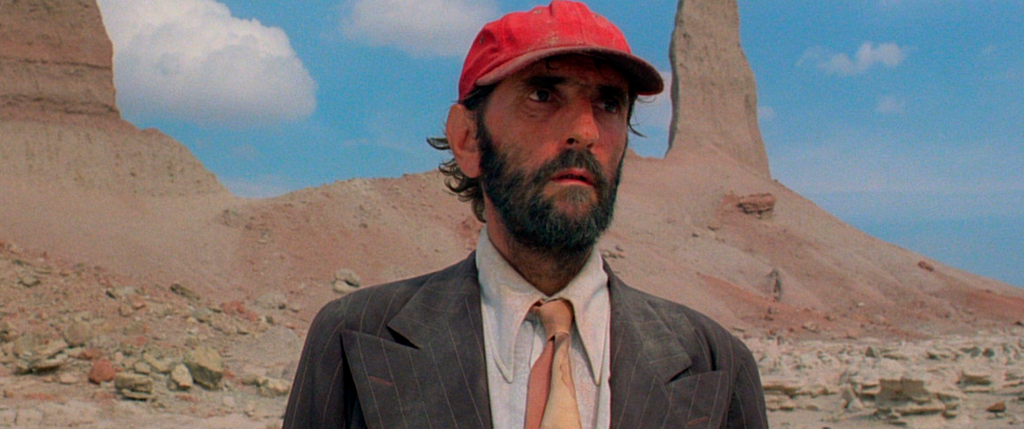 PARIS, TEXAS.