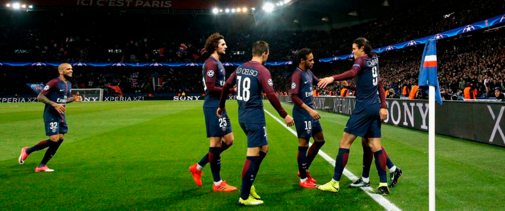 EL PSG PARIS SAINT-GERMAIN.