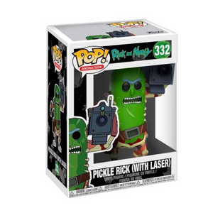 POP RICK&MORTY - PICKLE RICK