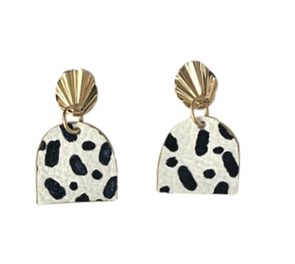 The Mini Dottie- Earrings