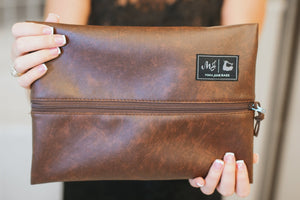 The Gentlemen Makeup Junkie Bag