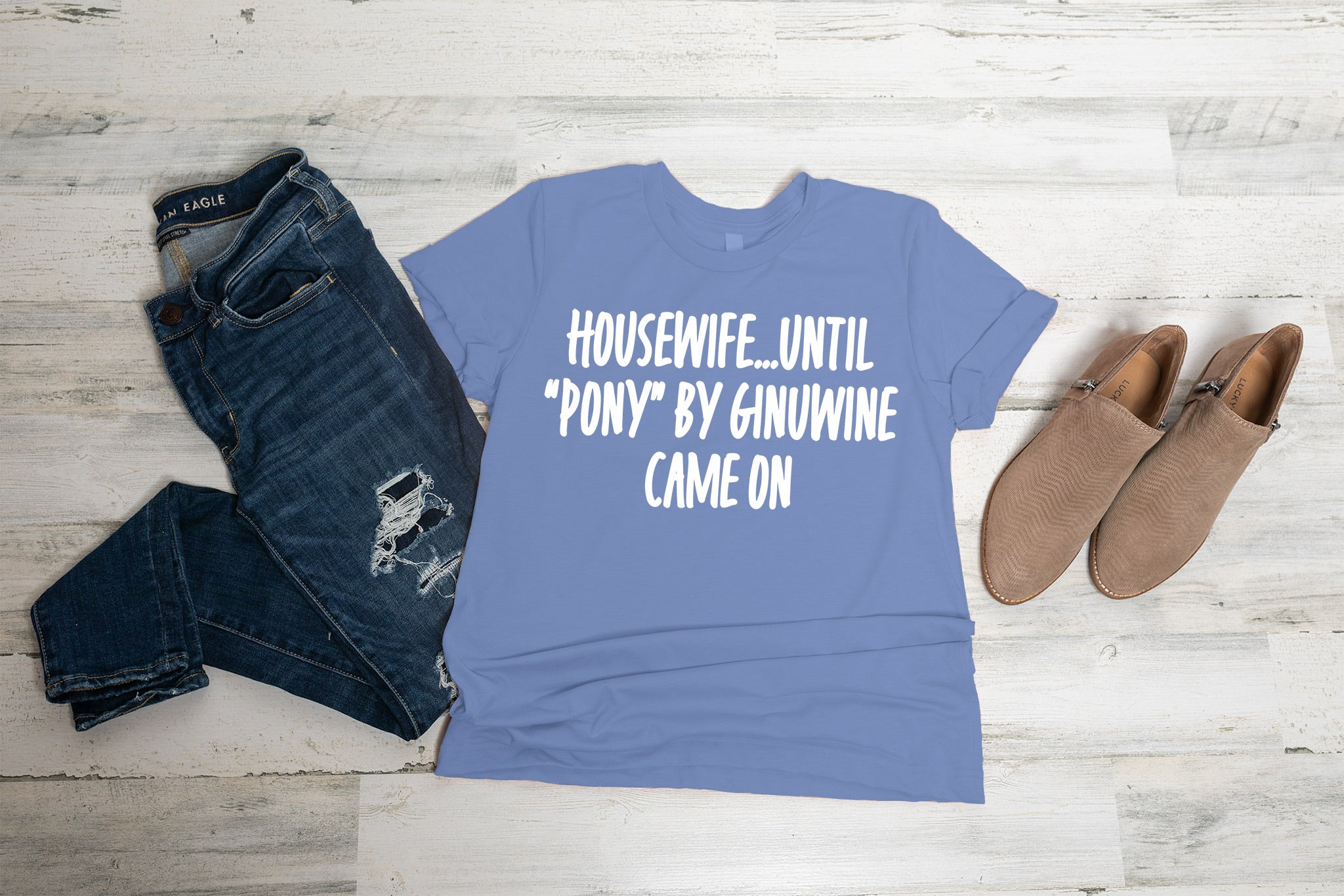 Housewife Graphic Tee