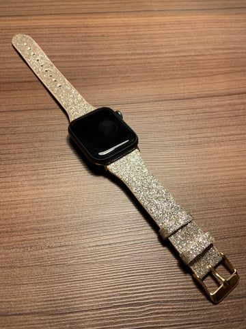 Glitter Apple Watch band-38/40