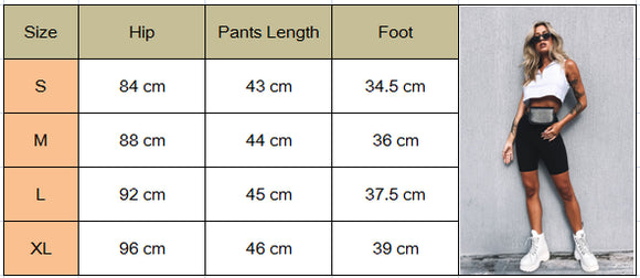 Womens Cycling Shorts Gym Bike Leggings Elastic Stretch Casual Sports Fitness Shorts
