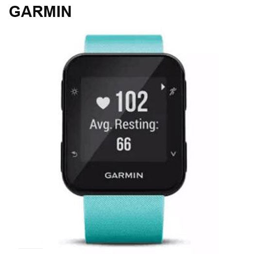 Original Garmin Forerunner 35 GPS Smart Sports Watch Heart Rate Fitness Tracker Waterproof Men PK z7 p68 q8