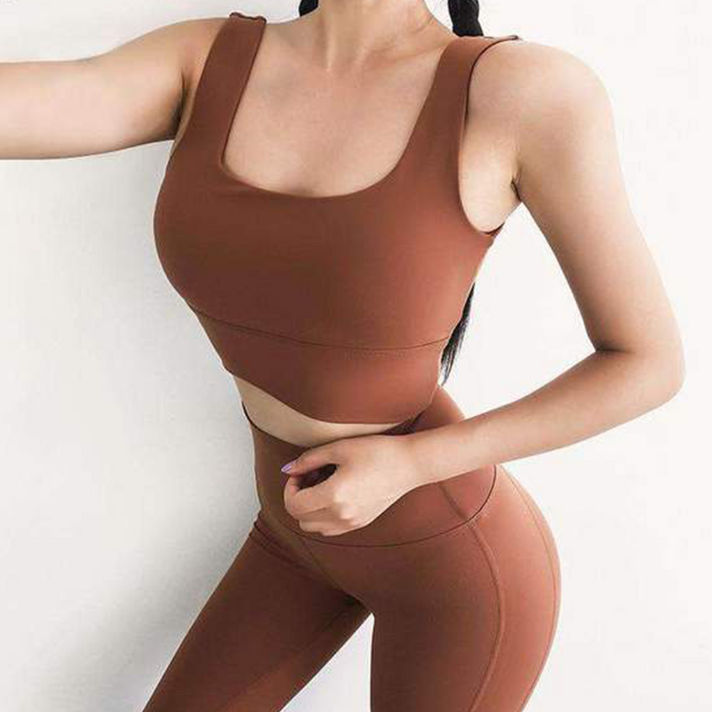 Caramel Leggings Sets