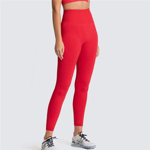 Fitness High Waist Legging Tummy Control Seamless Energy Gymwear Workout Running Activewear Pants Hip Lifting Trainning Wear