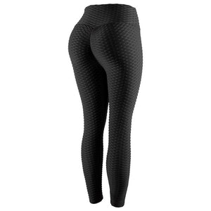 Push Up Leggings Women Fitness Work Out Leggins Womens Gym Sexy Legging Anti Cellulite Sports Black Pink High Waist Females Soft