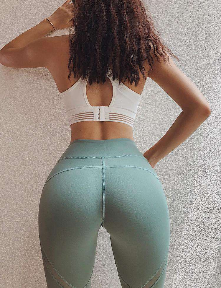Mid-Rise Leggings