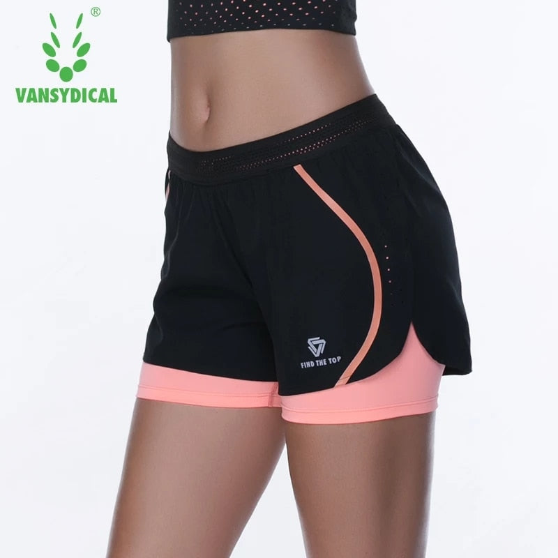 Vansydical Breathable Shorts