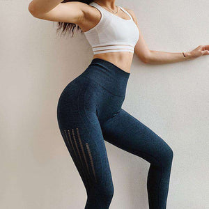 Obsidian Scrunch Butt Leggings
