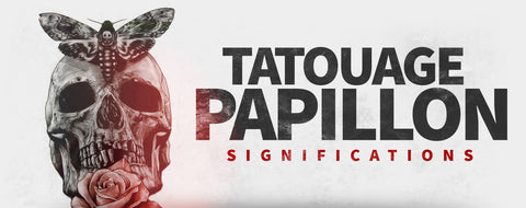 Tatouage papillon signification.