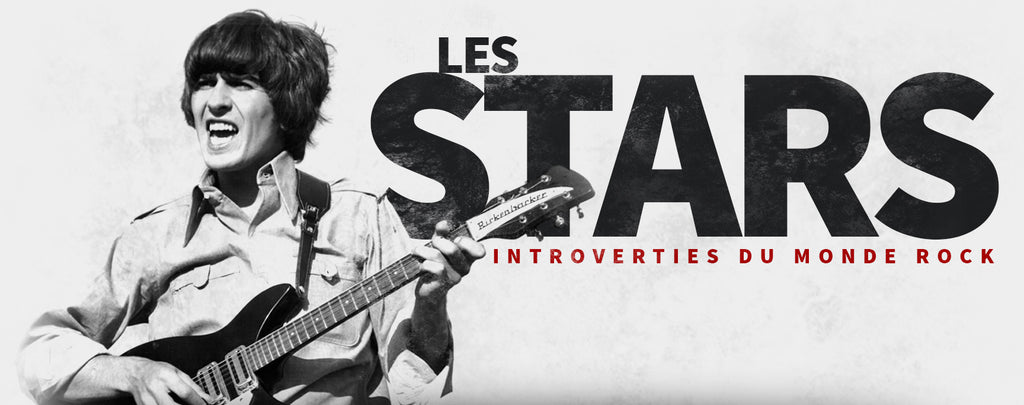 Les Stars Introverties du Monde Rock