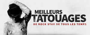 Tatouage rock star exemples.