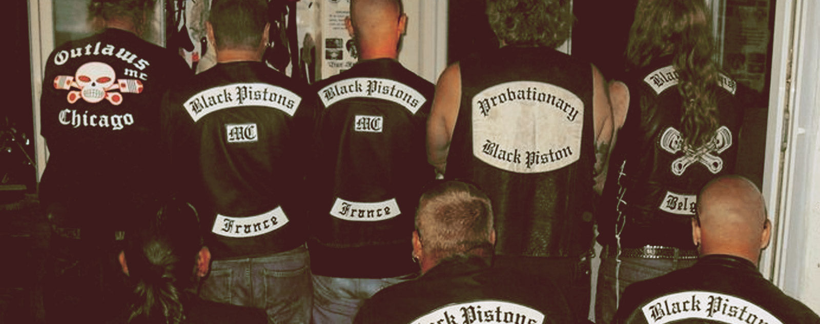 Black Pistons MC