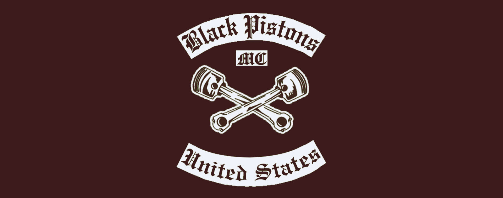 Logo Black Piston