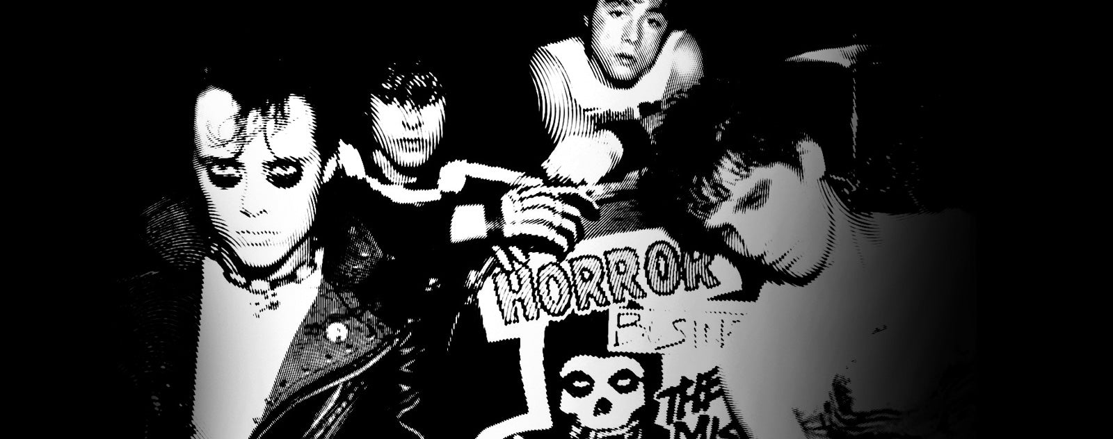 Groupe The Misfits.