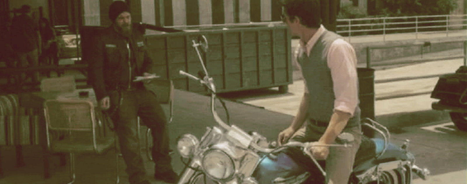Moto Opie Sons of Anarchy