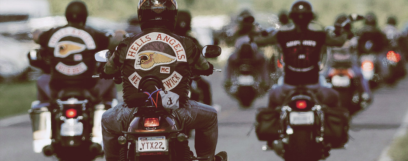 Motards Hells Angels