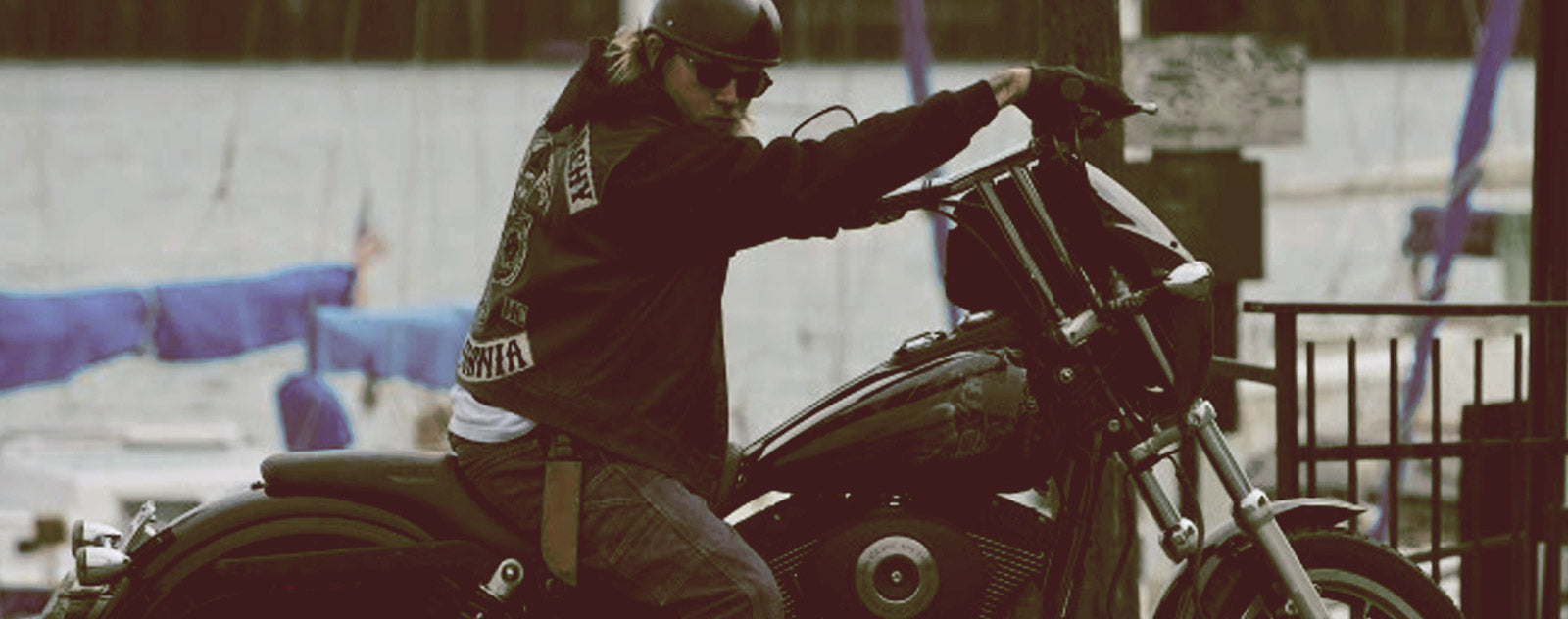 Moto Happy Sons of Anarchy