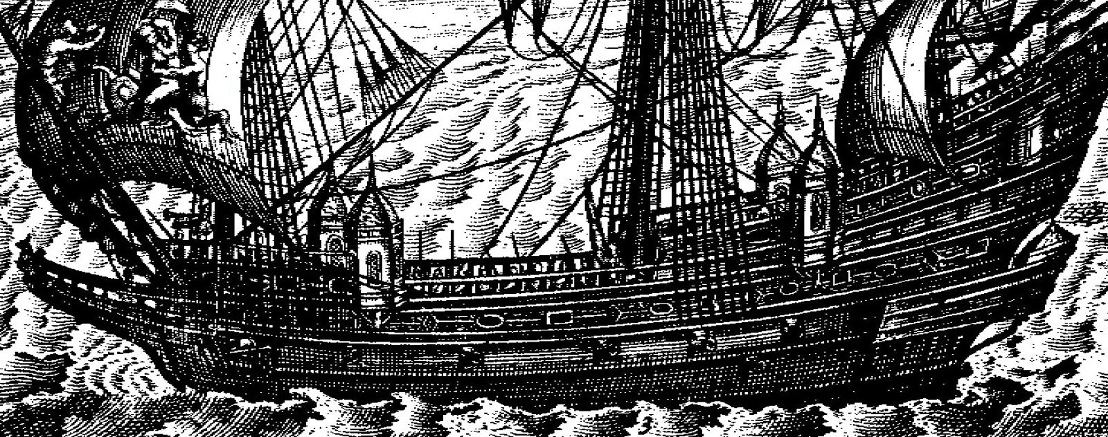 the ark royal 1586