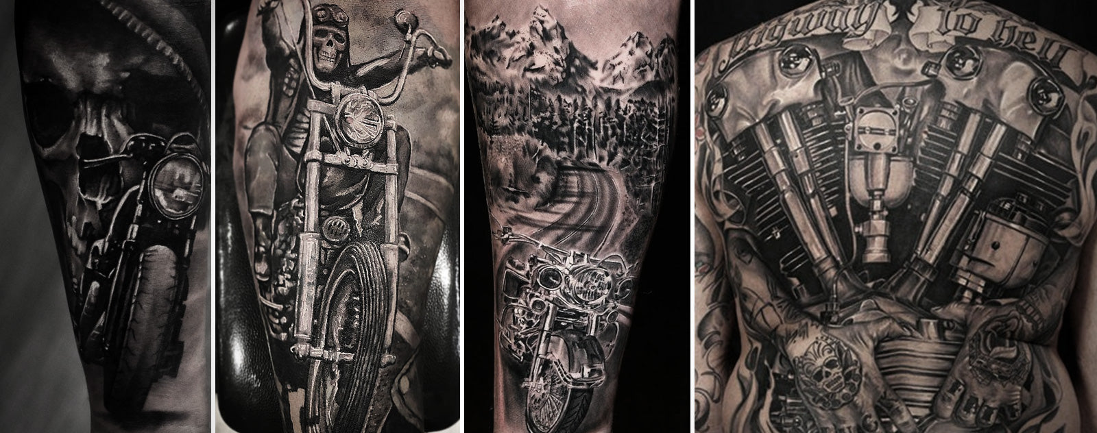 Tatouages Bikers