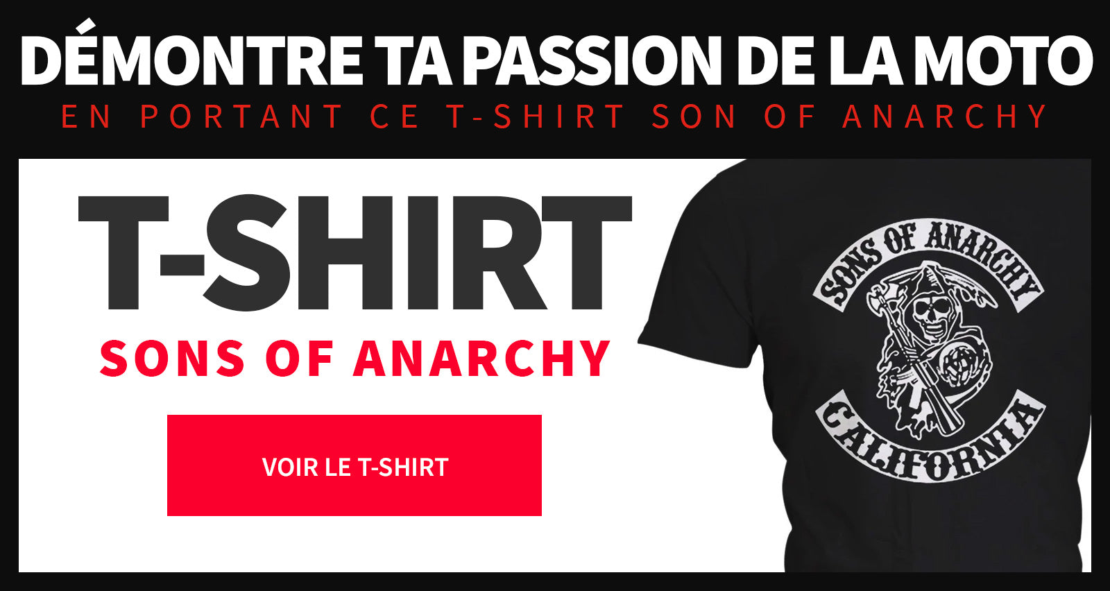 T shirt son of anarchy
