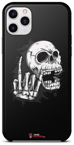coque iphone 11 tete de mort
