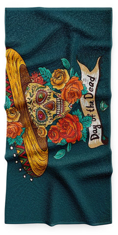 Serviette day of the dead
