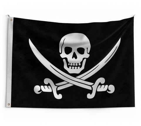 Drapeau Pirate Sabre