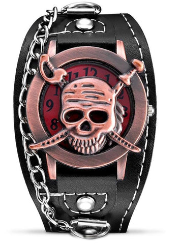 Montre Clapet Pirate