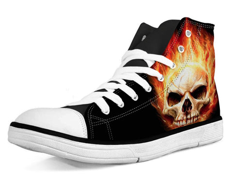 Chaussure Skull Homme