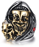 Bague Double Face