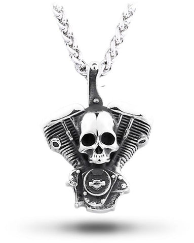 Collier Moteur Harley