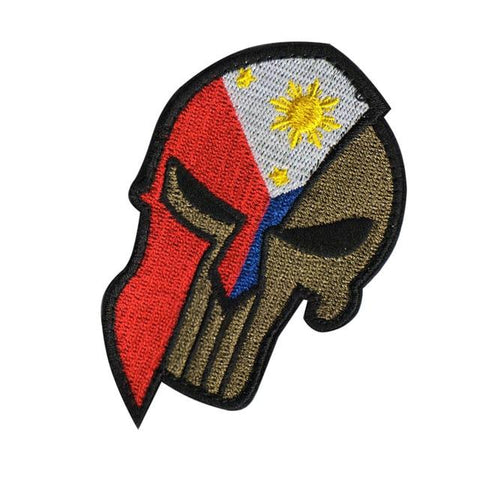 patch spartiate Philippines