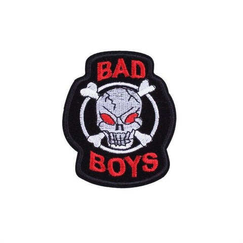 écusson bad boys