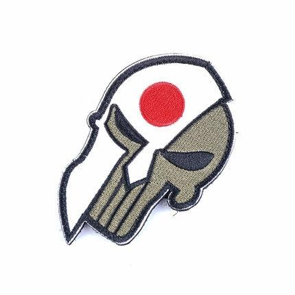 patch spartiate Japon
