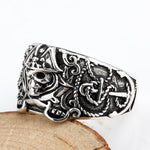 Bague Pirate Homme