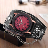 Montre Noir Pirate