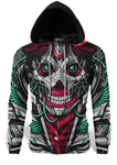 skull sweat shirt