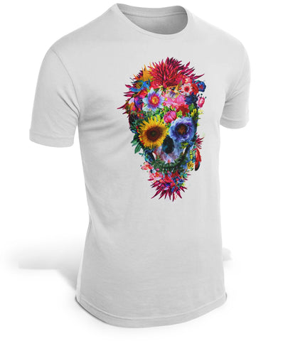 T-Shirt Tête de Mort <br/> Tradition Mexicaine