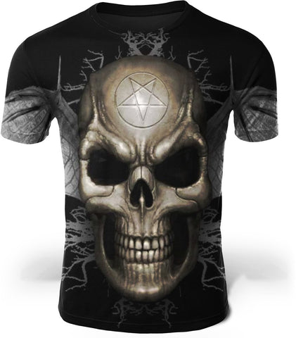 T Shirt Satanique