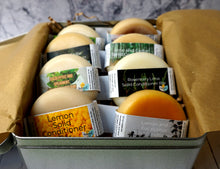 Load image into Gallery viewer, Ultimate Conditioner Bar Collectors Set - 8 x Conditioner Bars + Travel / storage tin