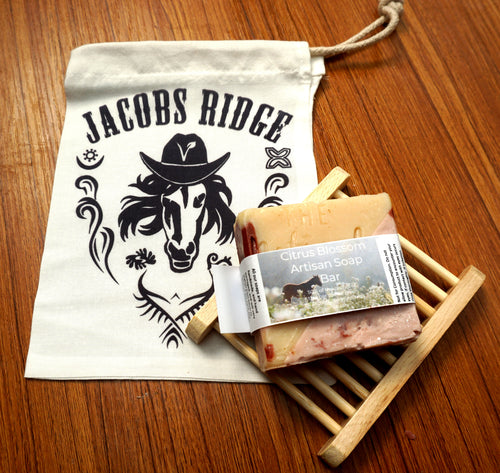Soap Bar Starter Kit - £4 from each kit will go to the animals at Jacobs Ridge animal Sanctuary