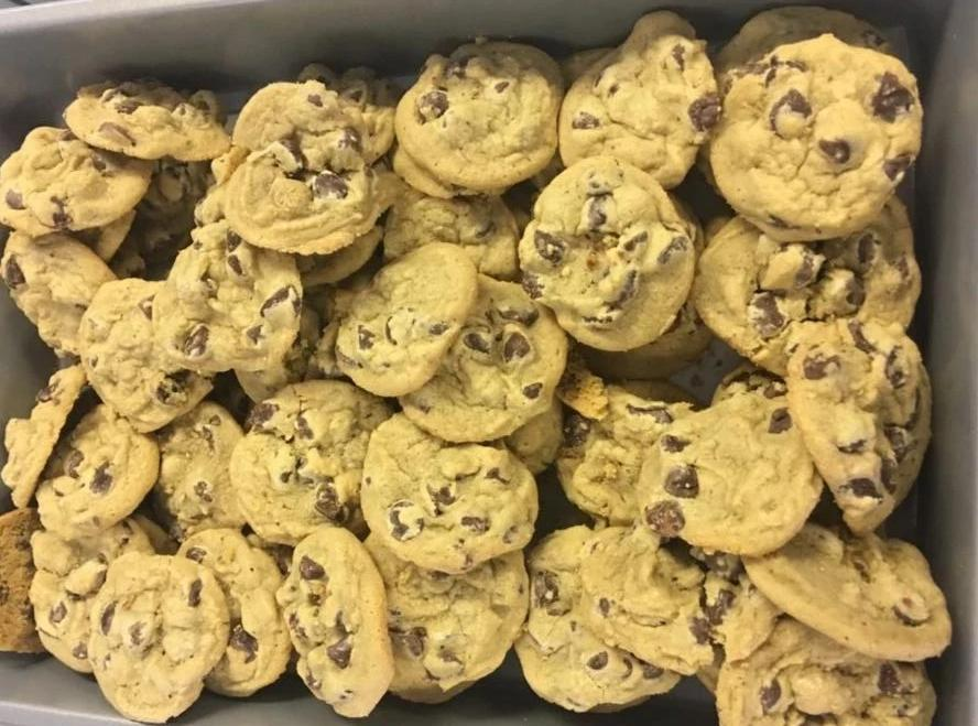 our best Chocolate chip cookies