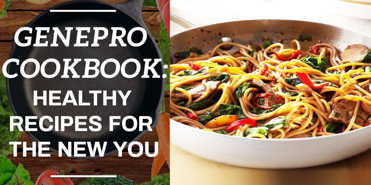 80 Ways to Use GENEPRO: the Official GENEPRO Cookbook