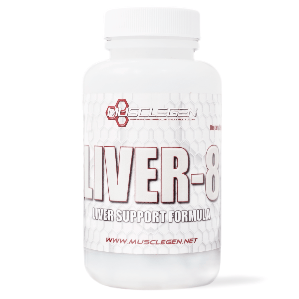 LIVER-8 Formula to Support Liver Function, Blood Pressure, and Cholesterol