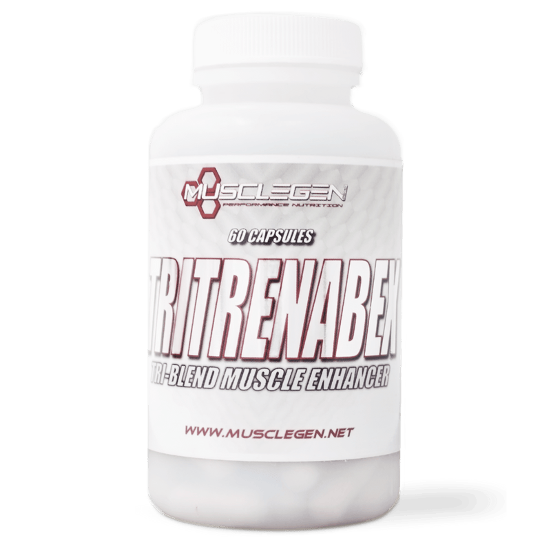 TRITRENABEX Tri-Blend Muscle Enhancer